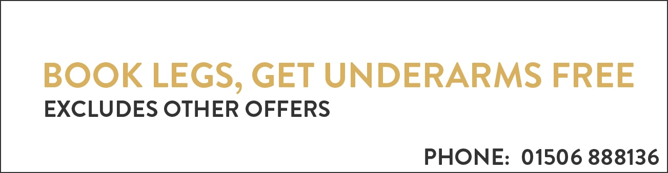 Free underarm offer