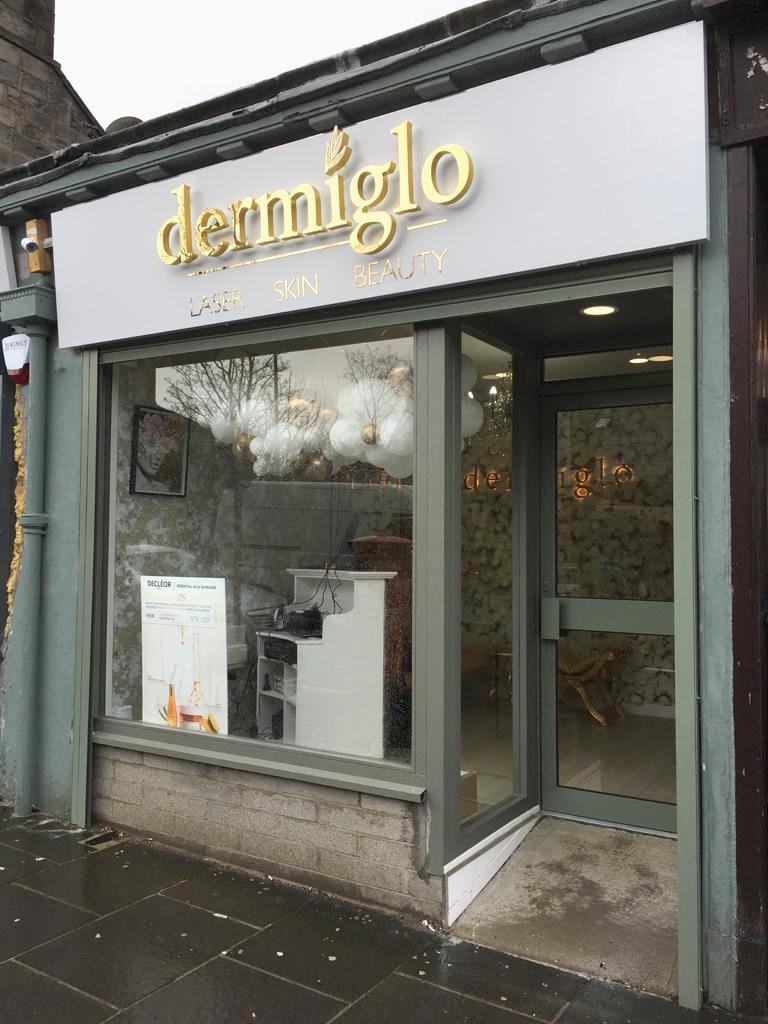 Dermiglo Front Shop